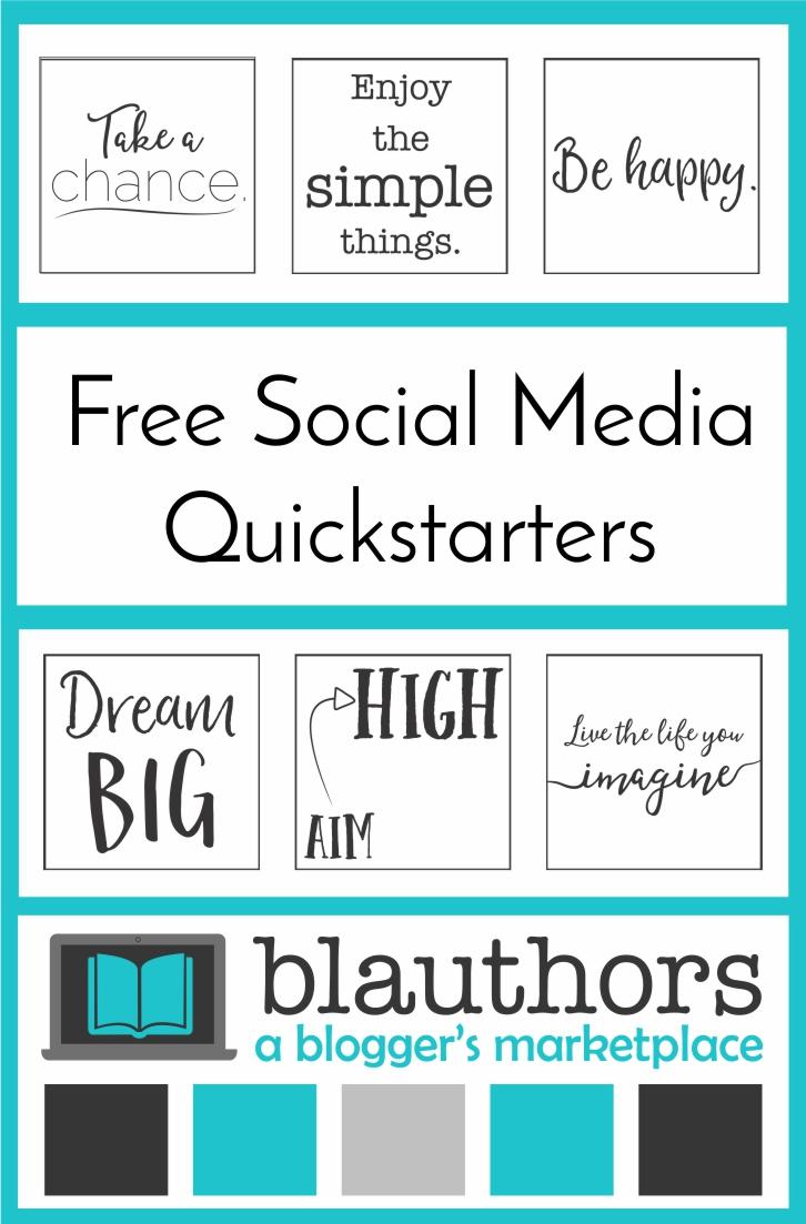 Social Media Quickstarters