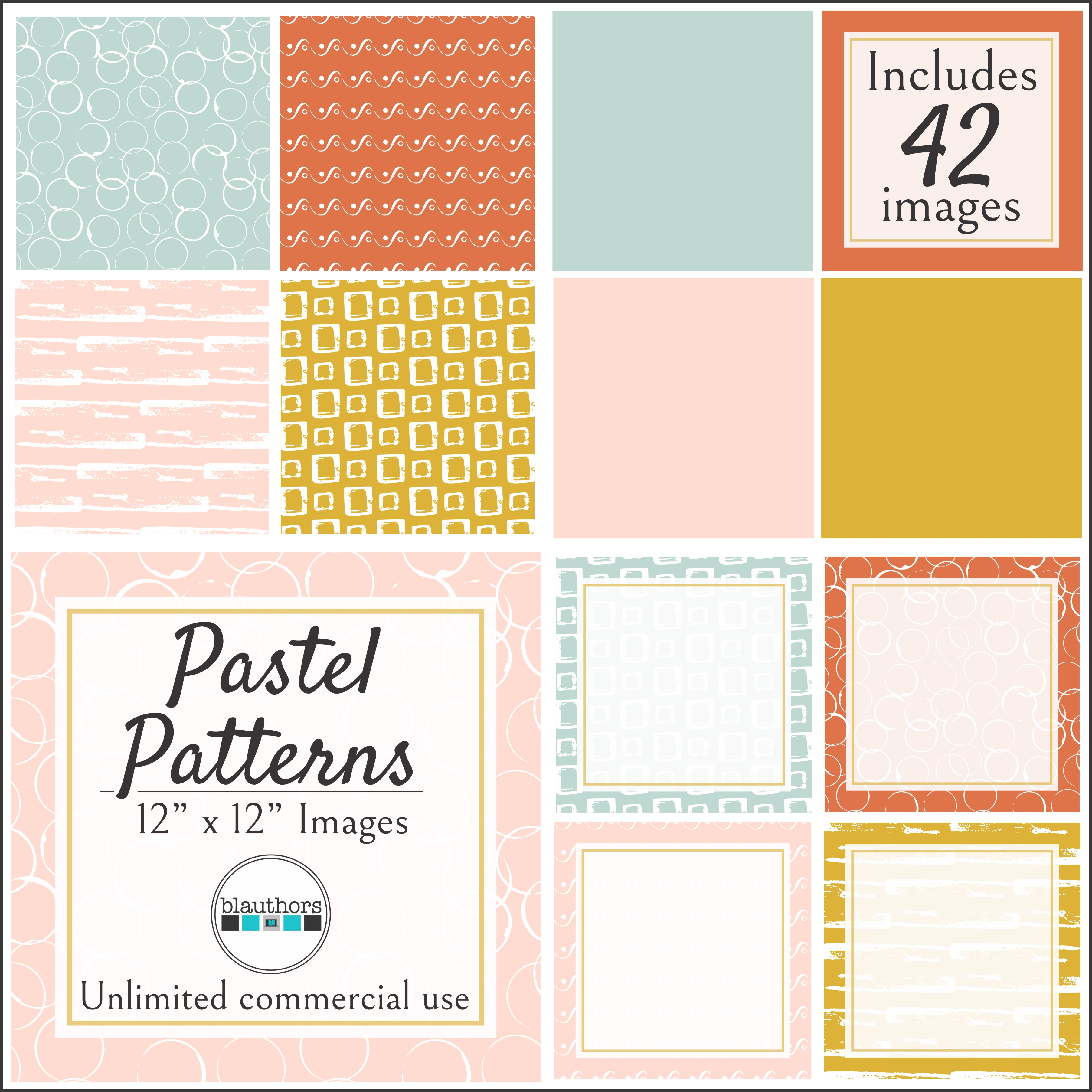 Pretty Pastels Background Images