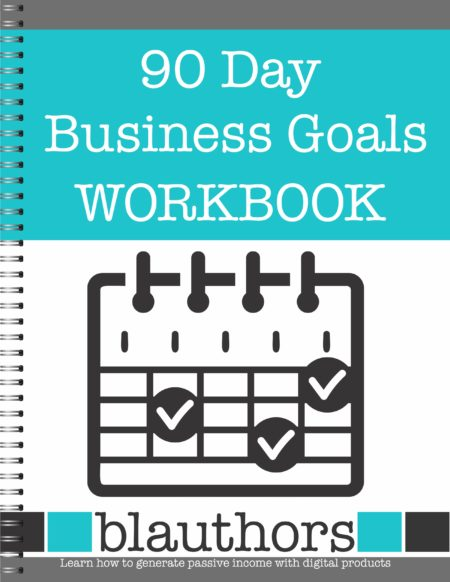 The 90 Day Business Goals Workbook digital download helps you to expand your potential and accomplish your goals.  You will learn how to set and follow through on your business goals.