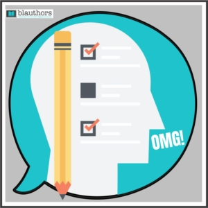 For the past few months, I have been using the best FREE weekly planner template ever! Your free gift from blauthors - the website for blogging authors.