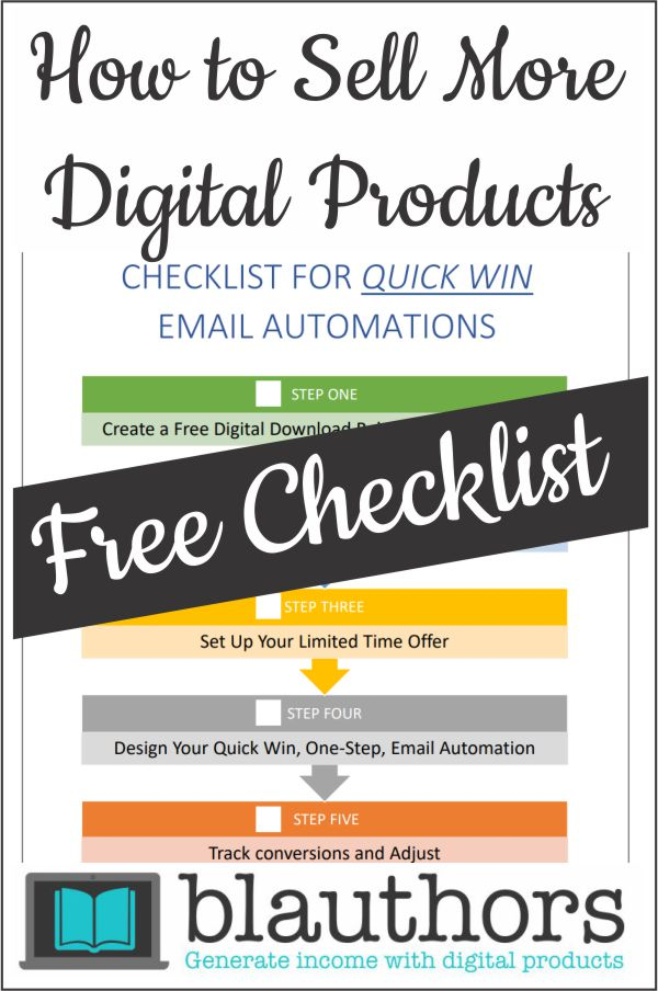 With this email marketing automation strategy, I am earning on average an extra $1500+ using this system. Download a FREE checklist.